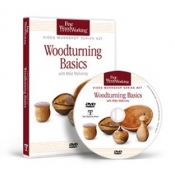FWW: VIDEO WORKSHOP  WOODTURNING BASICS