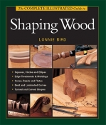 THE COMPLETE ILLUSTRATED G/T SHAPING WOOD (PB)